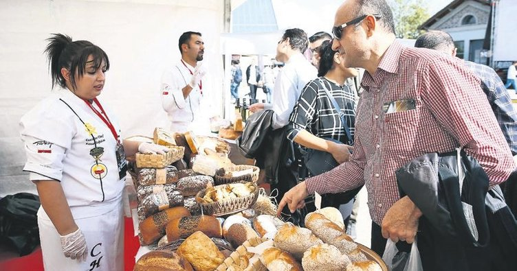 Ankaralılar Ekmek Festivali'nde buluştu