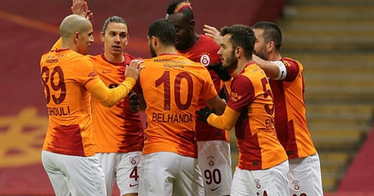 Galatasaray Trabzonspor'a konuk olacak