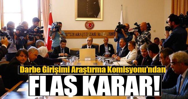 Eski Cumhurbaşkanı ve Başbakanlara FETÖ sorulacak!