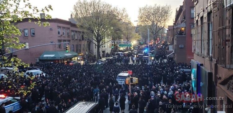 New York Belediye Başkanından cenaze töreni tepkisi: Kabul edilemez!