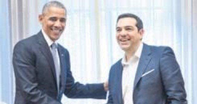 Obama: Kıbrıs'ta adil çözüm bulunacak