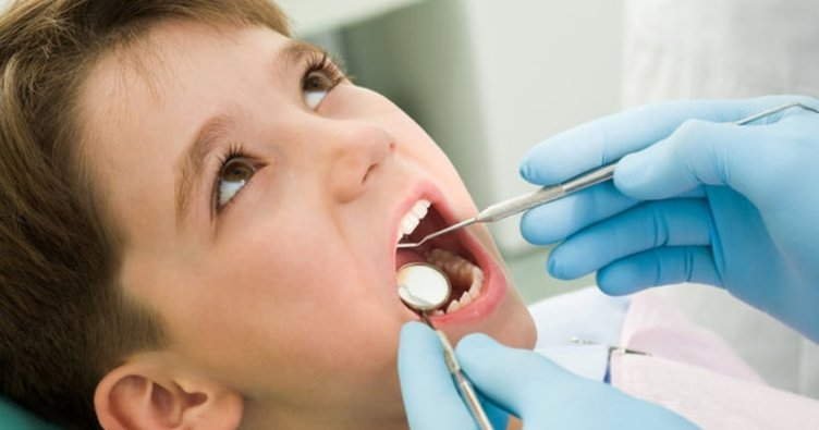 Çocuklarda oluşan diş problemlerine dikkat