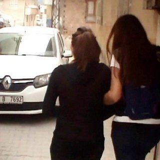 Gaziantep'te fuhuş baskını!