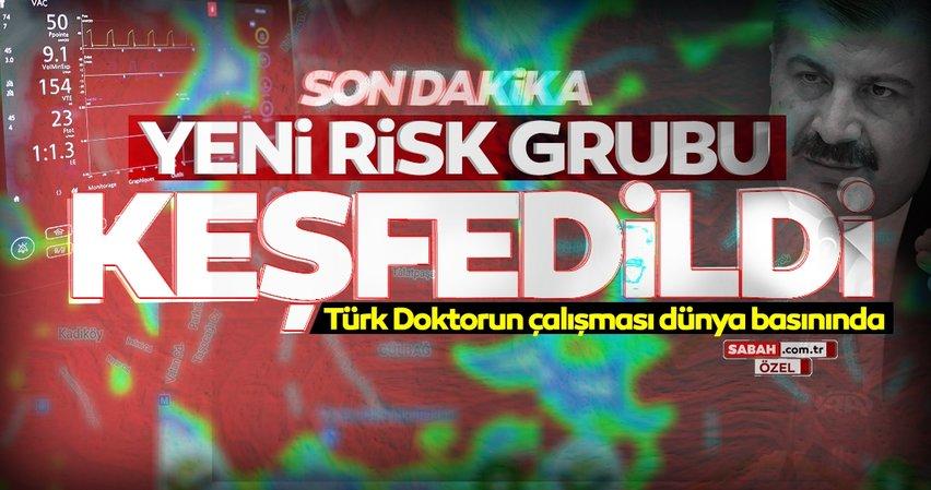 Son dakika | Türk doktor keşfetti: Koronavirüsü ağır geçiren bir grup daha var!