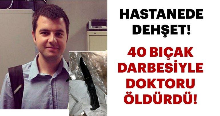 Son Dakika: İstanbul'da bir hastanede doktorlar arasında bıçaklar çekildi! Bir doktor yaşamını yitirdi