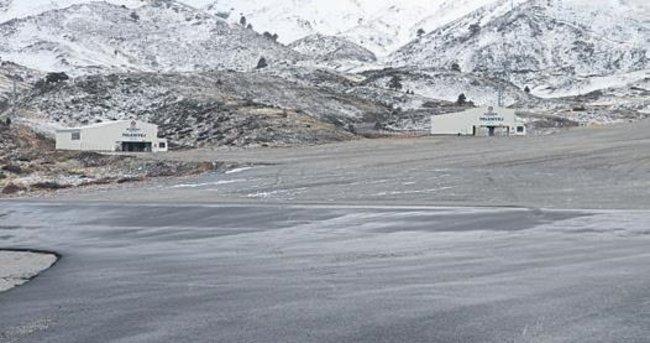 Denizli Kayak Merkezi kar yağmasını bekliyor