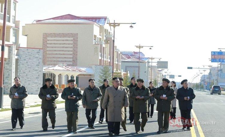 Ajanslar son dakika koduyla duyurdu! Kuzey Kore Liderinin bu görüntüleri çok konuşulacak...