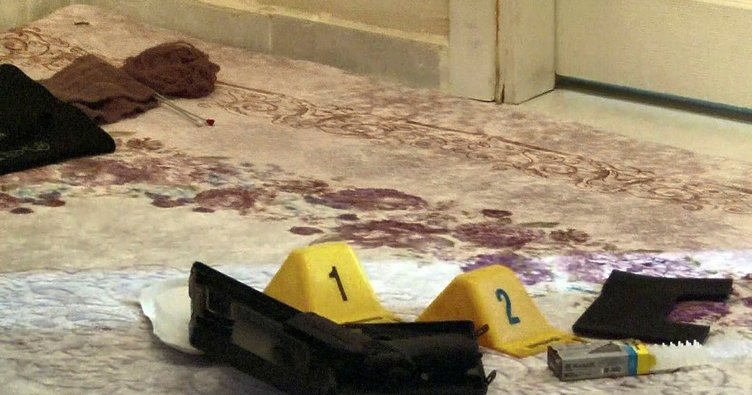 Esenyurt'ta 6 yaşındaki çocuk silahla kendini vurdu