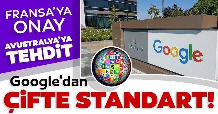Google'dan çifte standart! Yeni yasal düzenleme olursa, hizmeti durdururuz