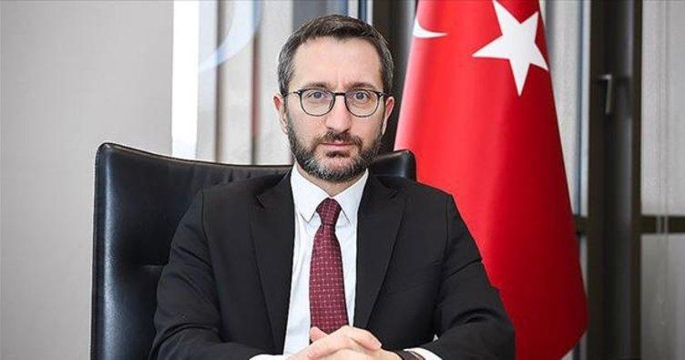 Cumhurbaşkanlığı İletişim Başkanı Prof. Altun: TSK profesyonelleşecek