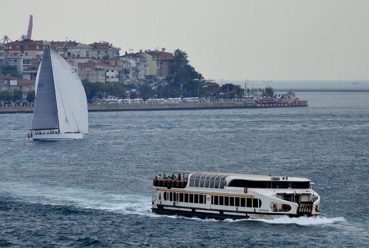 2015 Ertuğrul Açık Deniz Yat Yarışı