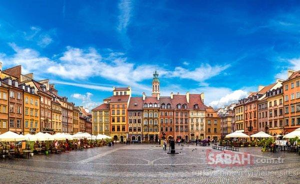 Avrupa'da en ucuz tatil yapabileceğiniz 10 kent!