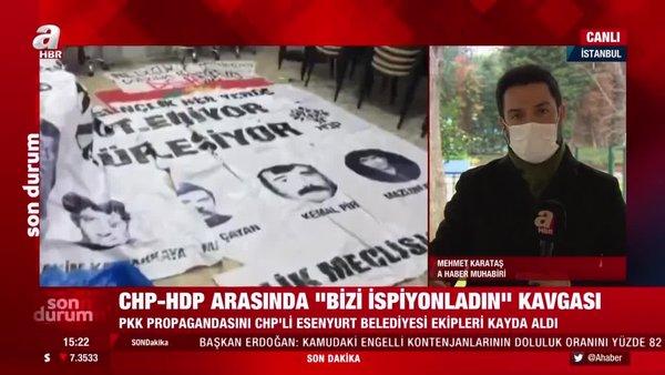 CHP - HDP arasında