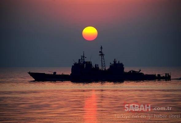 Dünyanın en güçlü deniz kuvvetleri!