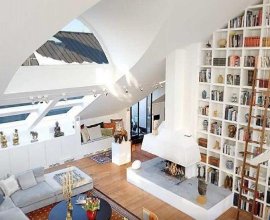 Kreatif çatı dekorasyonları