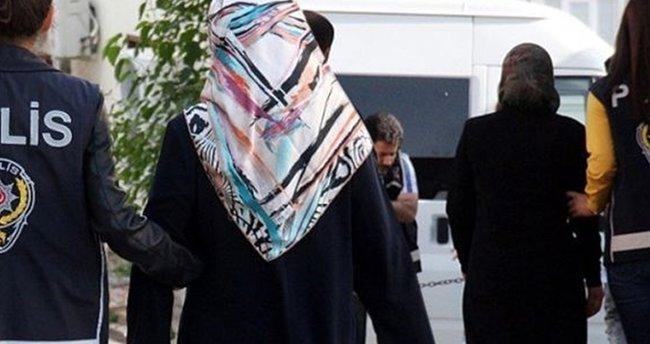 FETÖ'cülerin psikolog ablası tutuklanmamak için yalvardı