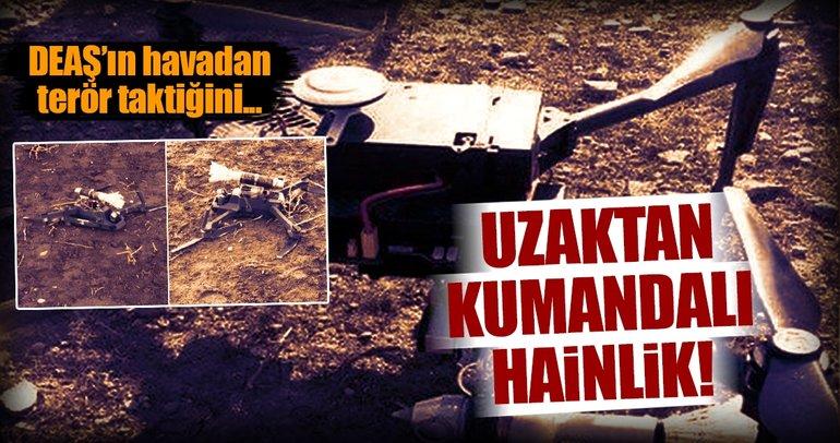 PKK'dan 'uzaktan kumandalı' hainlik