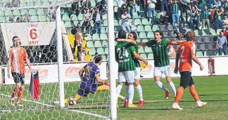 Denizlispor'da Süper Lig sesleri yükseliyor