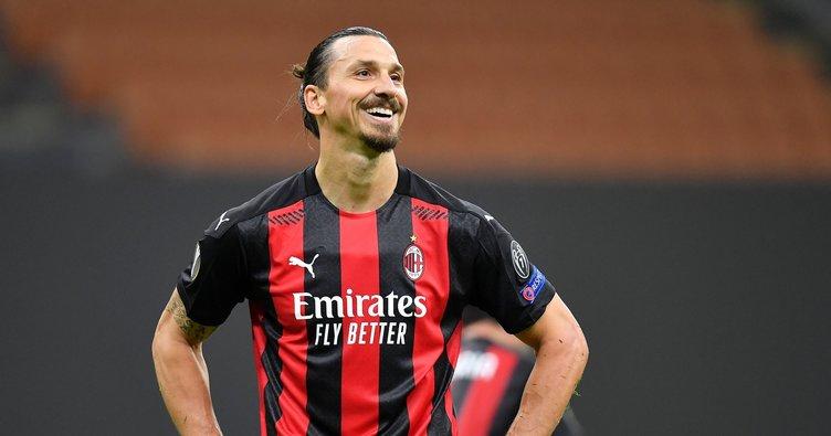 Zlatan Ibrahimovic'ten tüm takıma sürpriz!