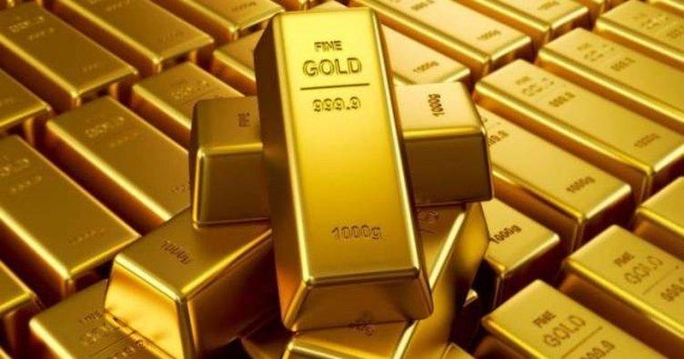 Altın fiyatları ticaret gerginlikleri etkisiyle hafif yükseldi
