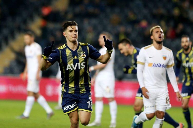 Fenerbahçe'de son dakika kararı: Ferdi Kadıoğlu gelecek sezon...