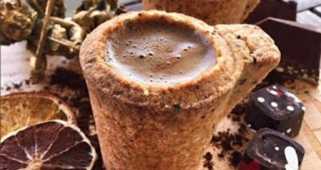 Çıtır kahve fincanı tarifi