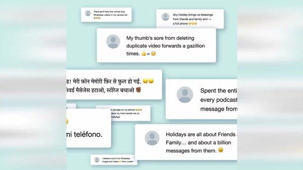 WhatsApp kullanıcıları dikkat! WhatsApp'ın yeni bombası ortaya çıktı! Dosya ve fotoğraflar... | Video