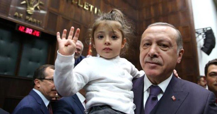 Başkan Erdoğan'dan 'Dünya Kız Çocukları Günü' mesajı