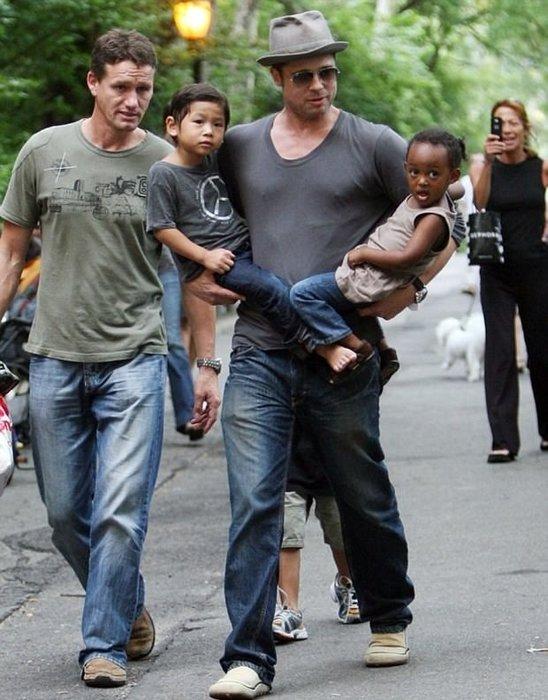 Angelina Jolie ve Brad Pitt'in eski korumasından açıklama