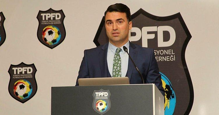 TPFD'den lisansı çıkmayan futbolculara destek