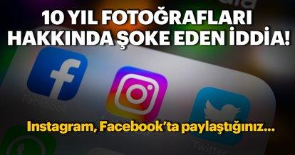 Şok iddia: Facebook, Instagram ve Twitter'daki '10 Year Challenge' etiketi veri topluyor