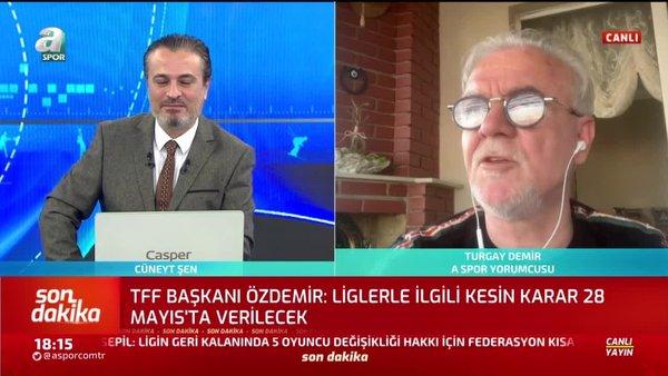 Turgay Demir: Büyük ihtimal küme düşme olmayacak