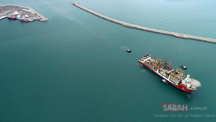 Karadeniz'de 'Kanuni' devri başlıyor! 'Milli Enerji'de yeni hamle