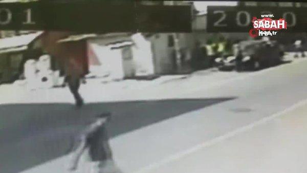 İstanbul Esenyurt'ta gençlerin yumruklu kavgası kamerada | Video