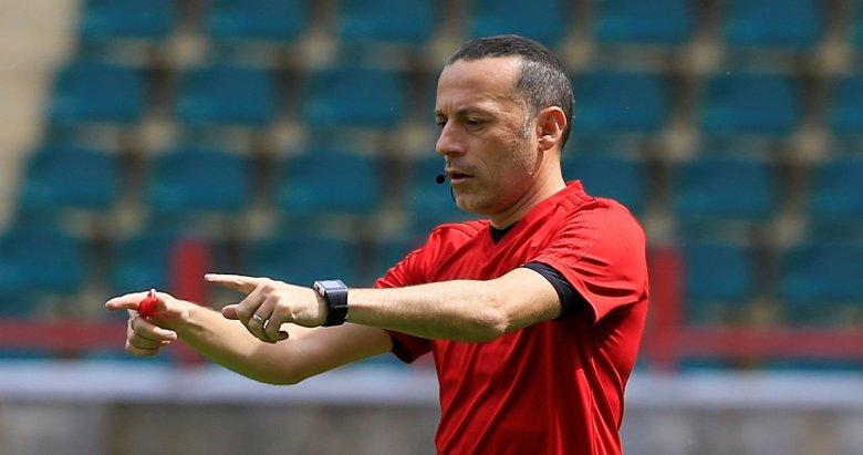 Cüneyt Çakır Fas - İran maçını yönetecek