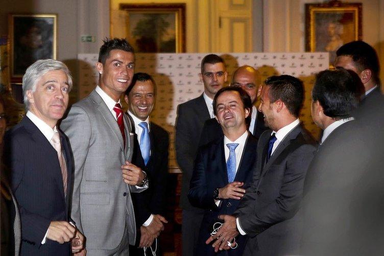 Ronaldo'nun yeni işi