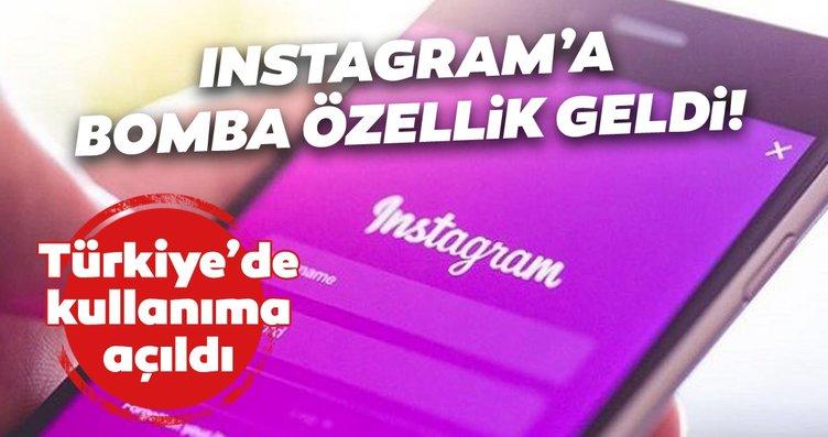 Instagram'a bomba özellik geldi! Instagram'ın yeni...