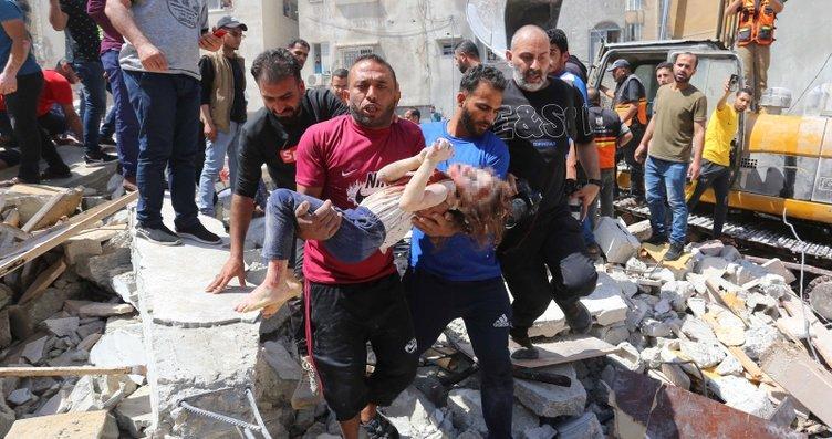 İsrail katliama devam ediyor: Netanyahu...