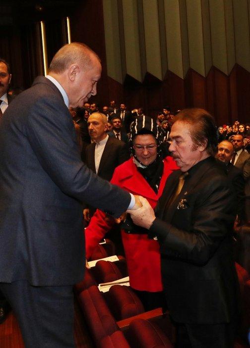 Cumhurbaşkanlığı Kültür ve Sanat Büyük Ödülleri sahiplerini buldu