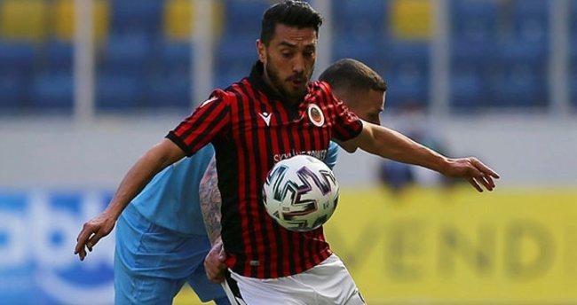 Başkent'te puanlar paylaşıldı! Gençlerbirliği 1-1 Gaziantep FK