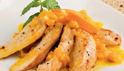 Portakallı tavuk tarifi