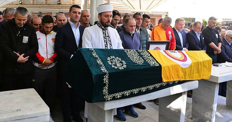 Erkan Kazancı son yolculuğuna uğurlandı