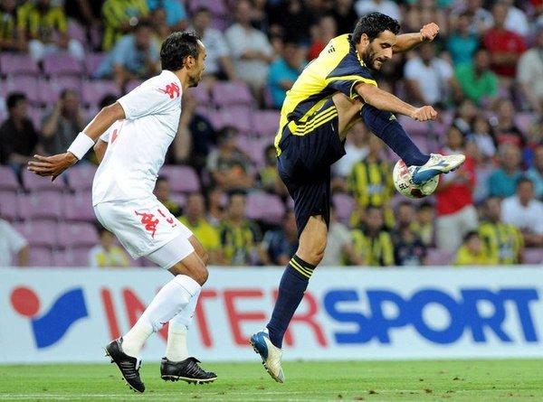 FC Sion  - Fenerbahçe