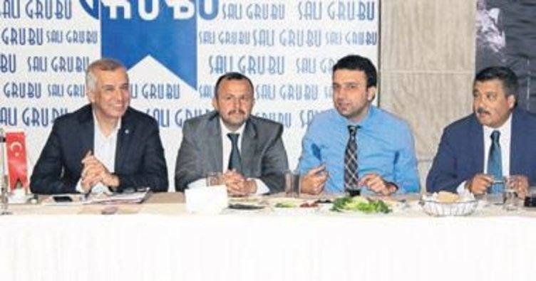 Salı Grubu'nun konuğu AK Parti