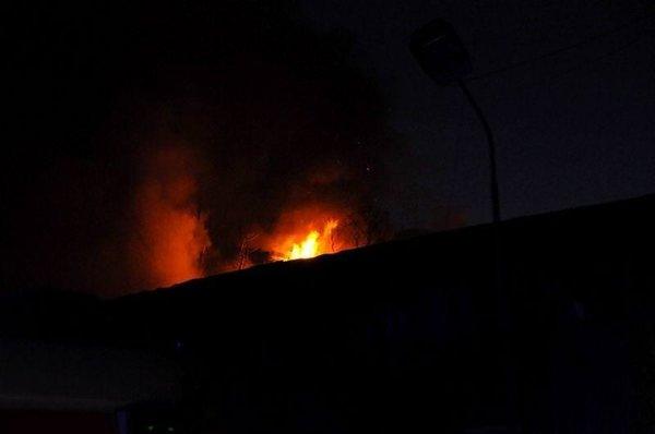 Fatih'te yangın faciası