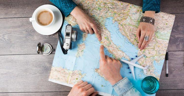 İşte dünyanın en çok ziyaret edilen ülkeleri!
