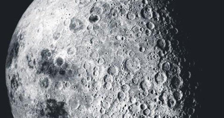 Ay'da geçmişte uzaylılar yaşamış