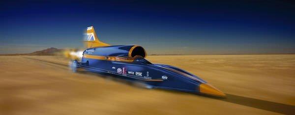 Dünyanın en hızlısı 'Tazı' geliyor!