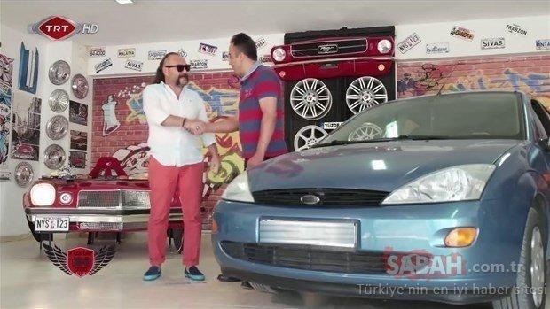 Eski model Ford Focus sınırları zorladı! Otomobilin değişimi aracın sahibini şaşkına çevirdi!