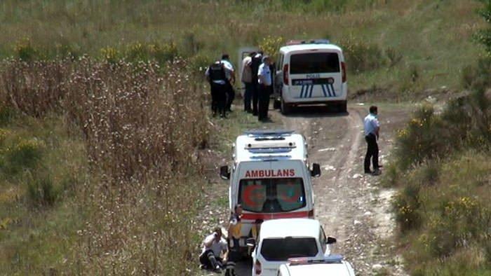 Arnavutköy'de polise ateş açıldı!